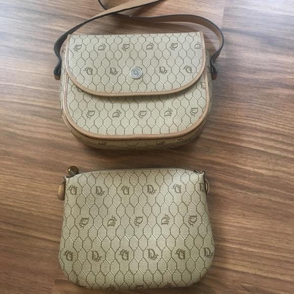 2f528f1f1a86 Dior Handbags - 💯 % authentic Vintage Dior cross body  handbag.